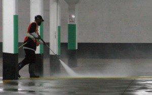 Limpieza de garajes en Mostoles
